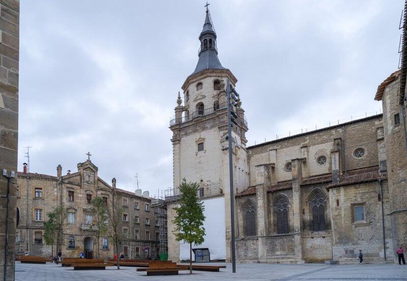Собор Санта Мария в Витория-Гастейс