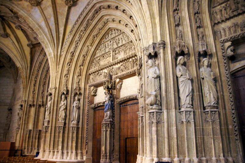 Собор Санта Мария внутри