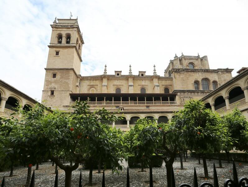 Королевский монастырь святого Иеронима