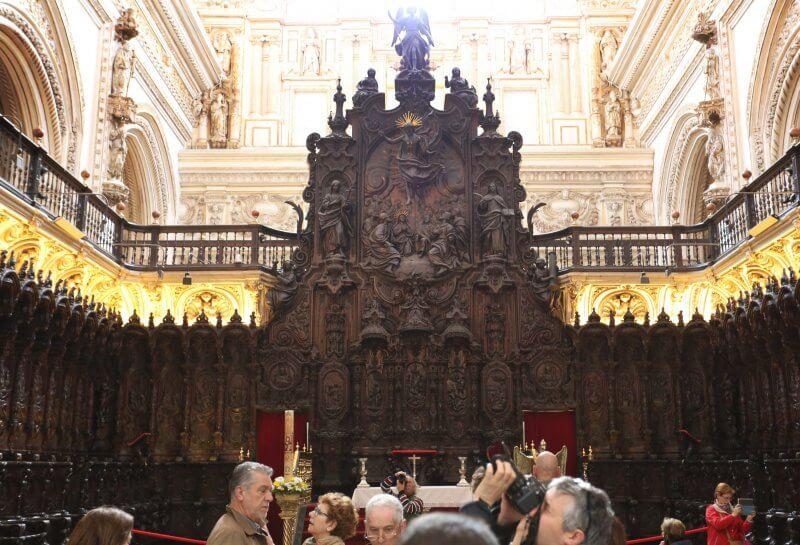 Католический собор в Меските