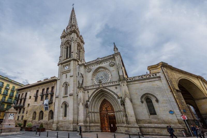 Кафедральный собор Сантьяго