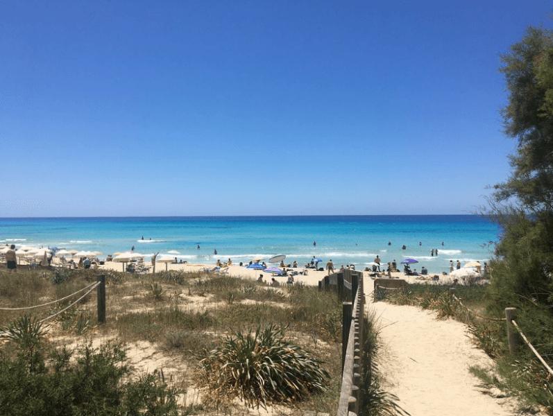 Пляж Пульхос