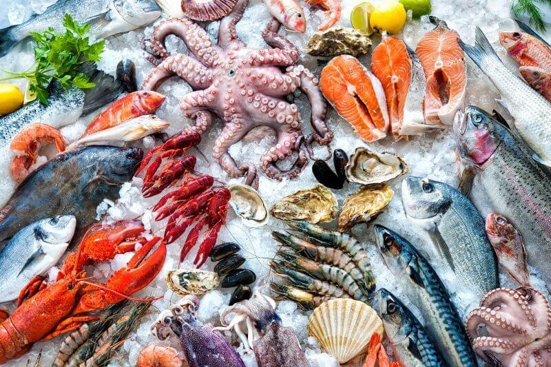 Рыба, Испания