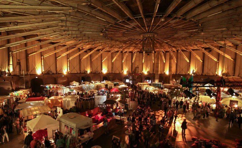 Рынок Лас Далиас