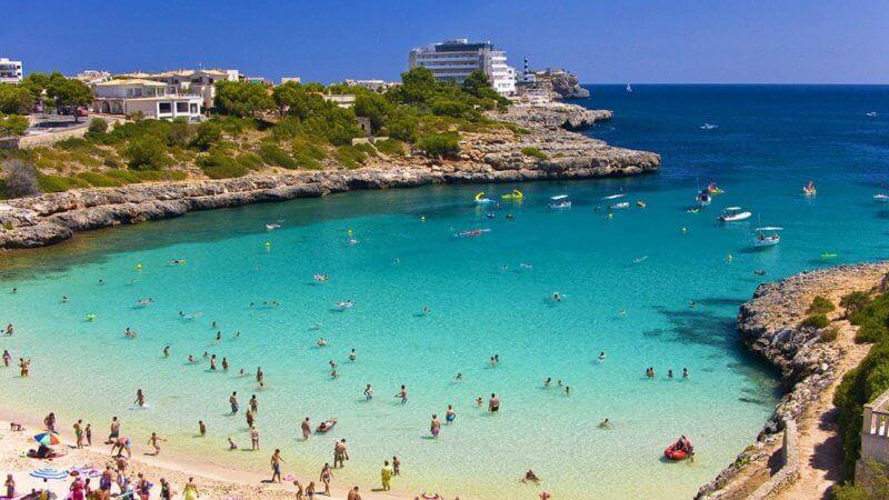 Пляж в Кала-Марсаль