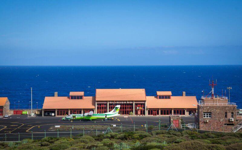 Аэропорт Иерро