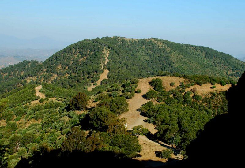 «Горы Малаги»