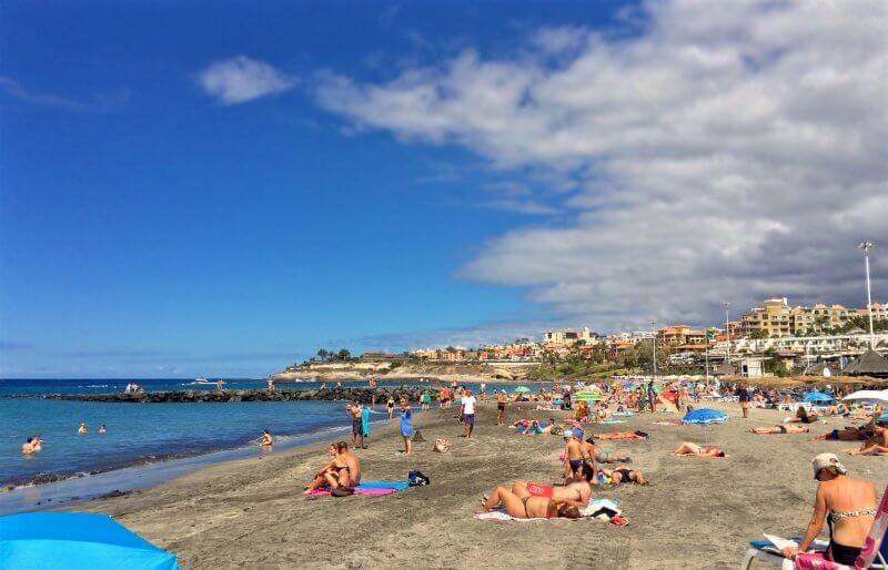 Пляжи Адехе
