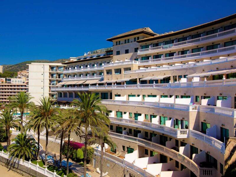 Отель в Пальма-де-Майорка