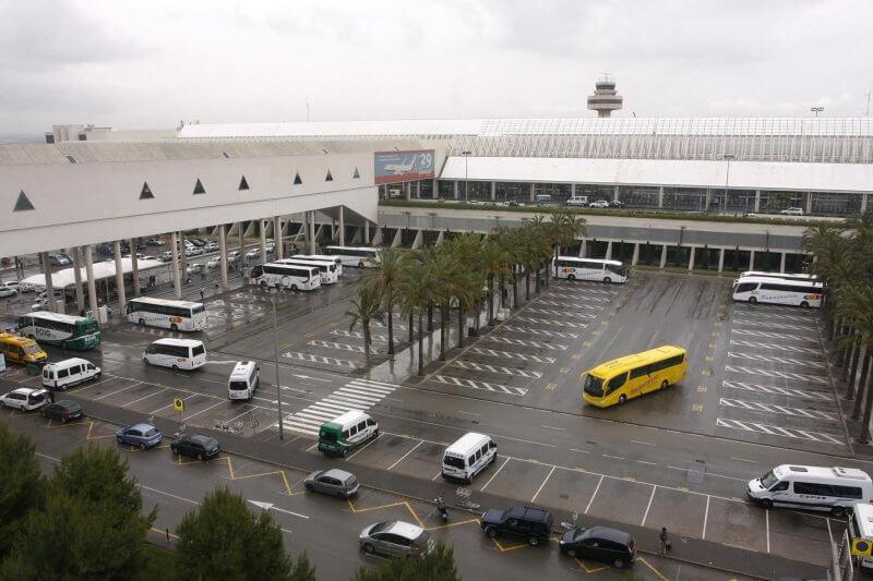 Аэропорт «Сон Сан Жоан»