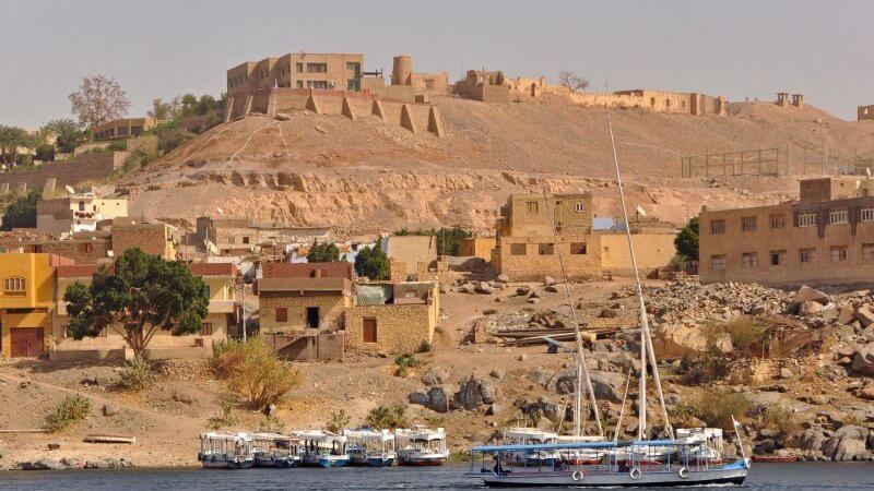 Старый город Асуана