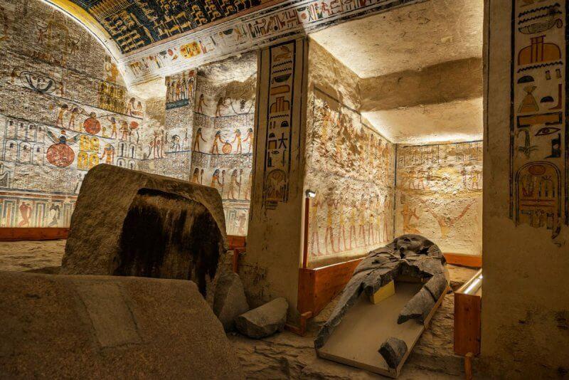 Гробница Рамсеса II