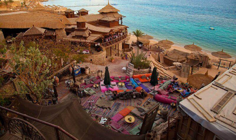 Пляж Фарша в Шарм-эль-Шейхе