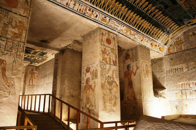 Гробница Тутмоса III