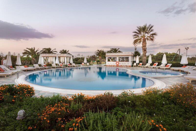 Отель на острове Наксос
