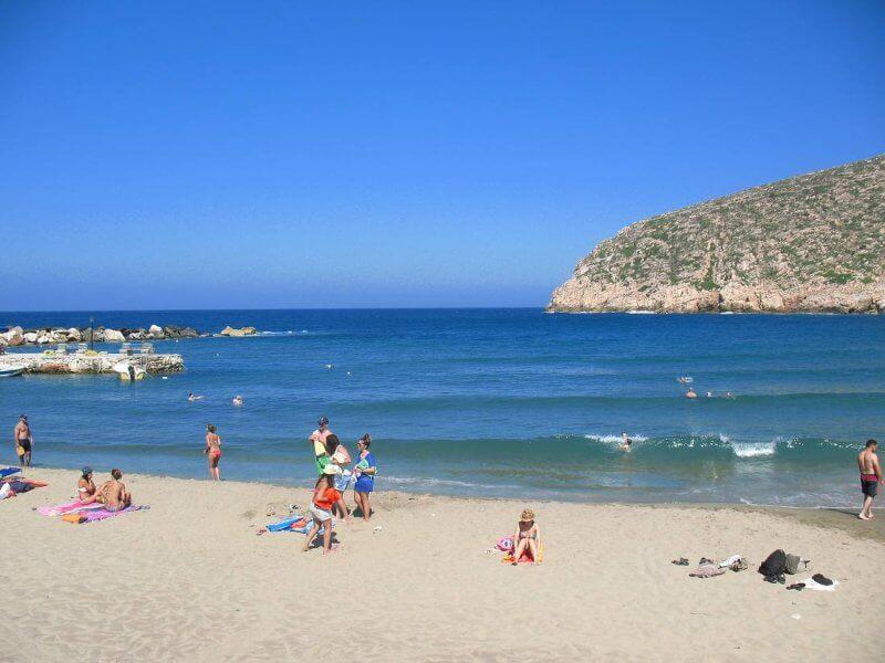 Пляж Аполлонас