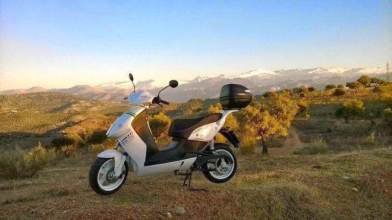 Скутер аренда
