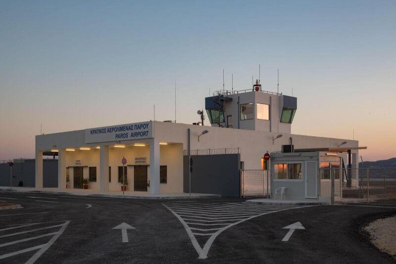 Аэропорт на Паросе