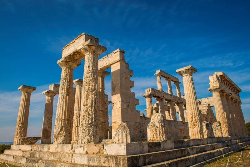 Храм Афины-Афайи