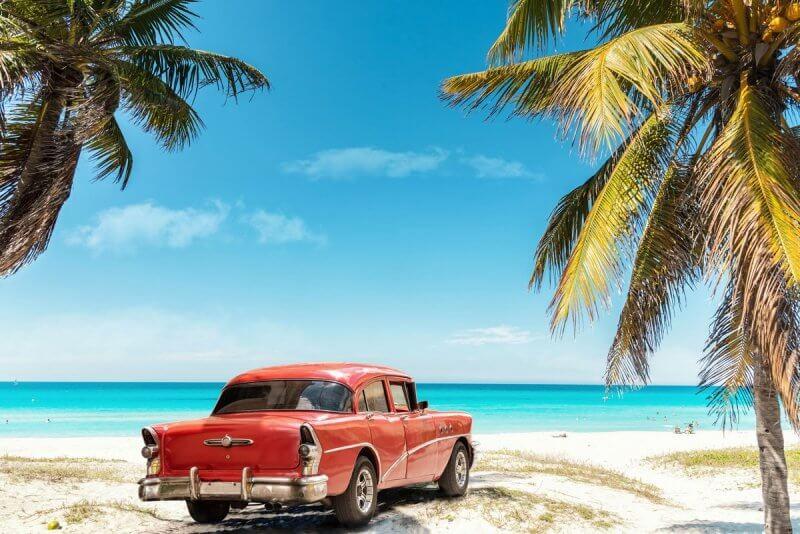 Море, Куба