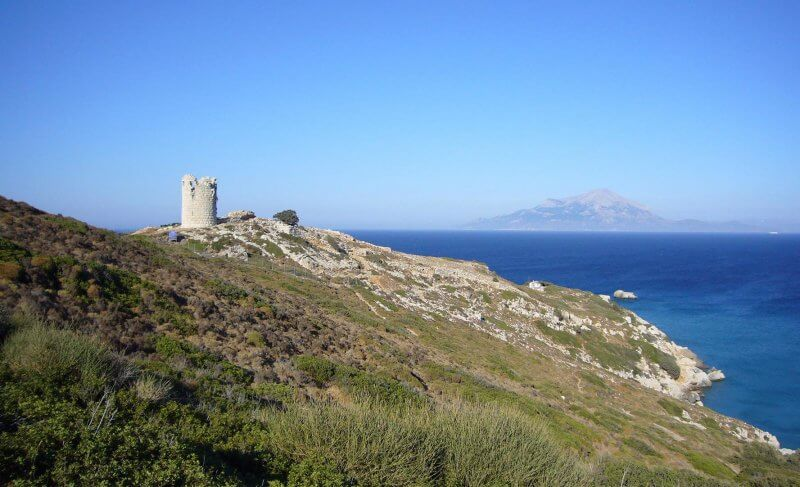 Башня острова Икария