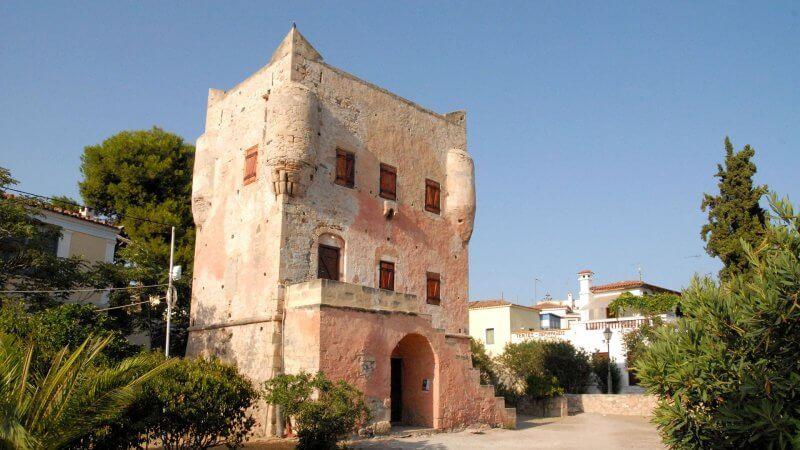 Башня Маркелоса