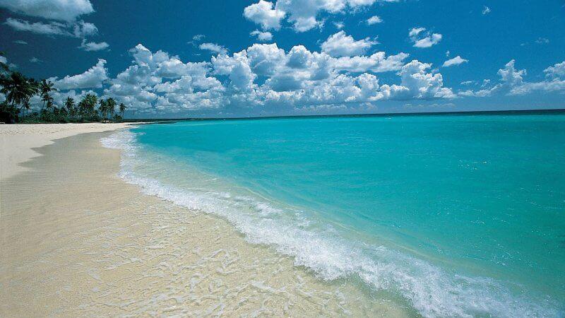 Море в Доминикане