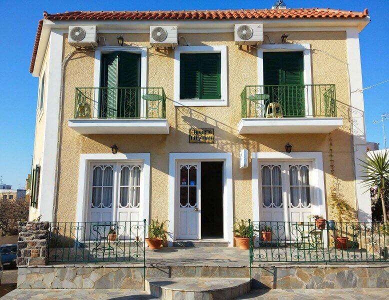 Гостевой дом на острове Эгина