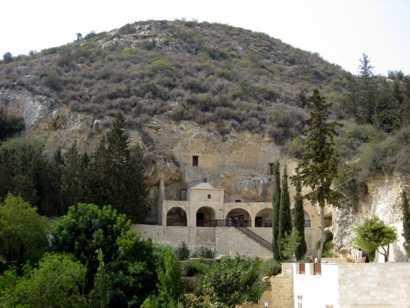 Монастырь преподобного Неофита Затворника