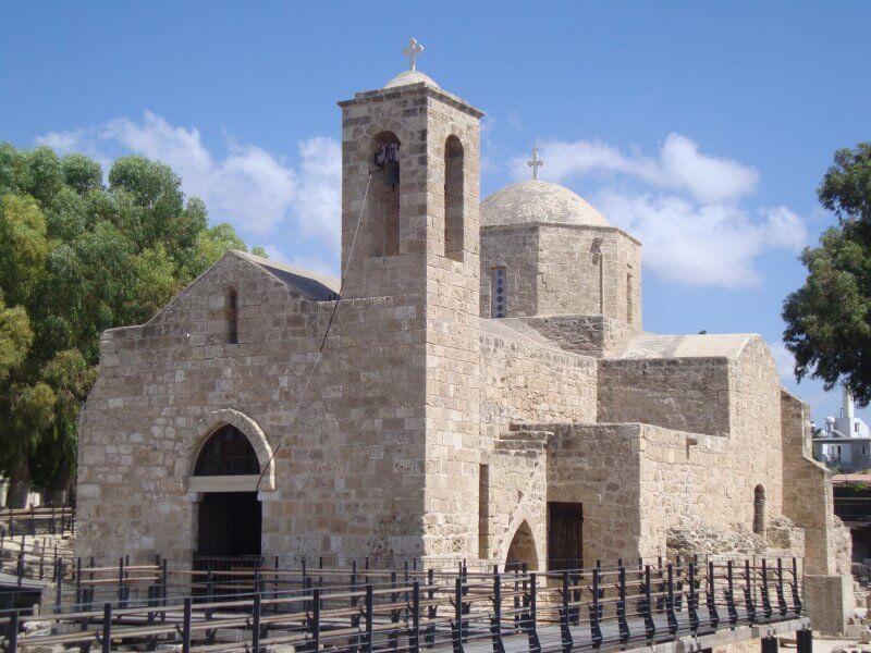 Церковь Агиа Кириаки