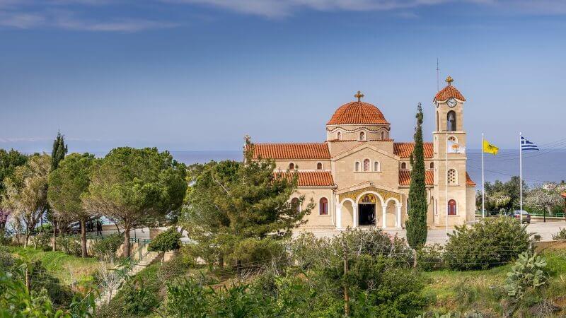 Монастырь Святого Рафаэля