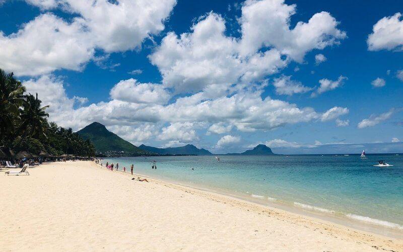 Фото пляжа Флик-эн-Флак