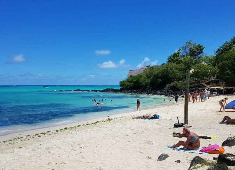 La Cuvette пляж