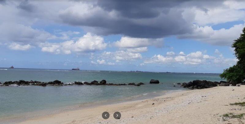 Пляж Ла-Призон