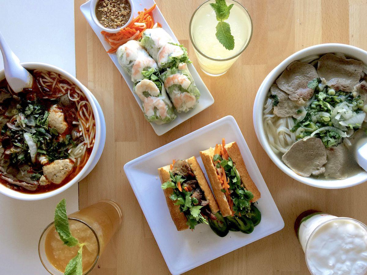 Национальные блюда вьетнама