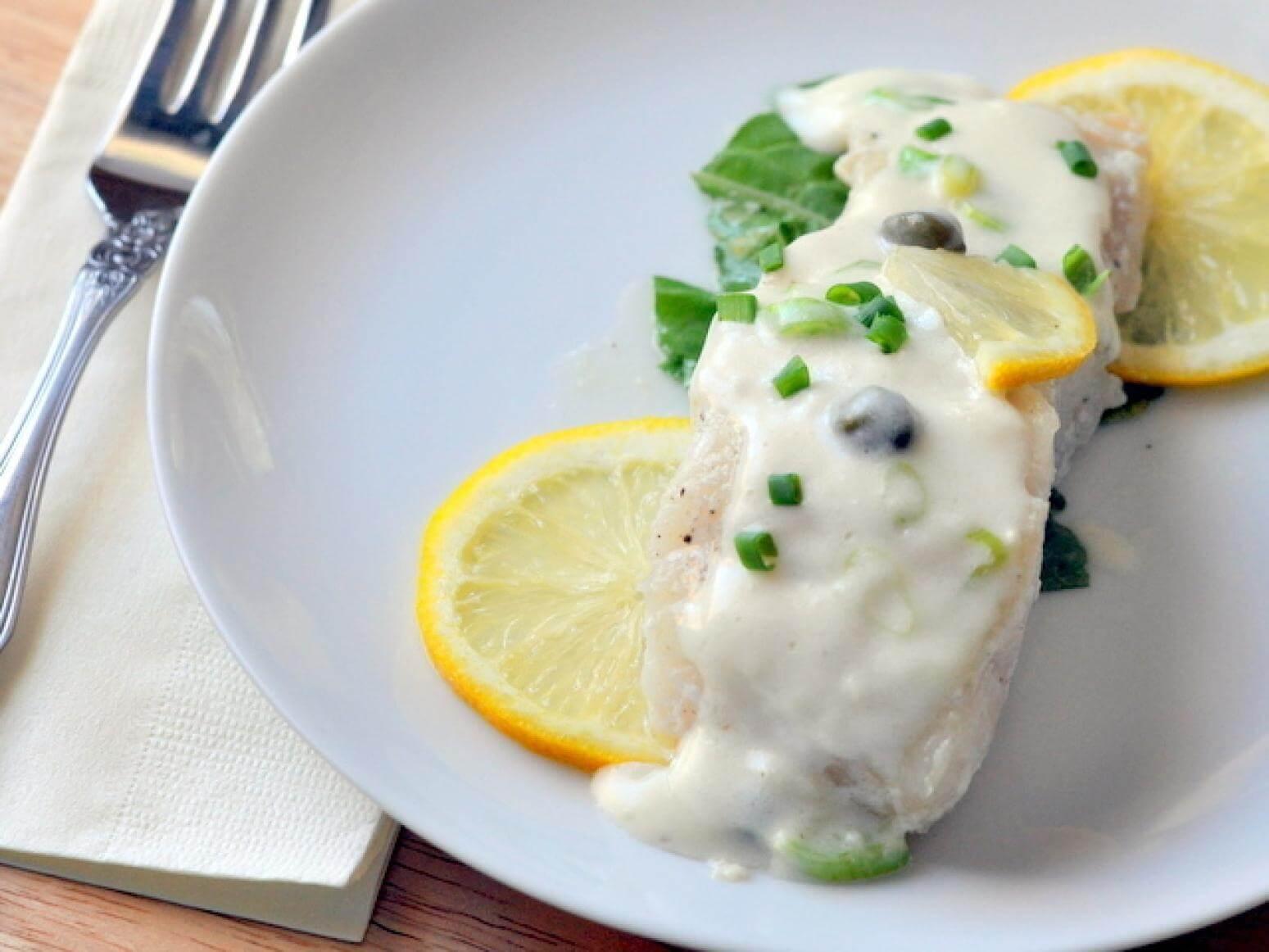 Рыба под польским соусом рецепт пошагово в